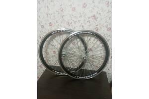 Вело колеса 20 дюймів на вело причіп комплект