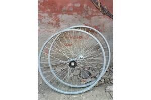 Вело колеса 28 дюймів на дорожній велосипед комплект