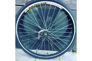 Вело колесо заднє на Україну на Салют 28 дюймів подвійний обід комплект