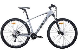 """Велосипед AL 29"""" Leon TN-70 AM Hydraulic lock out HDD 2020 (серый (м))"""