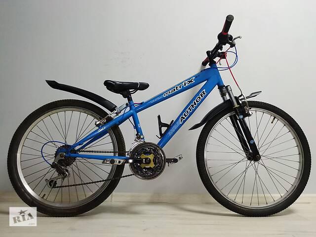 продам Велосипед Авторська матриця 24 & amp; quot; бу в Сєверодонецьку