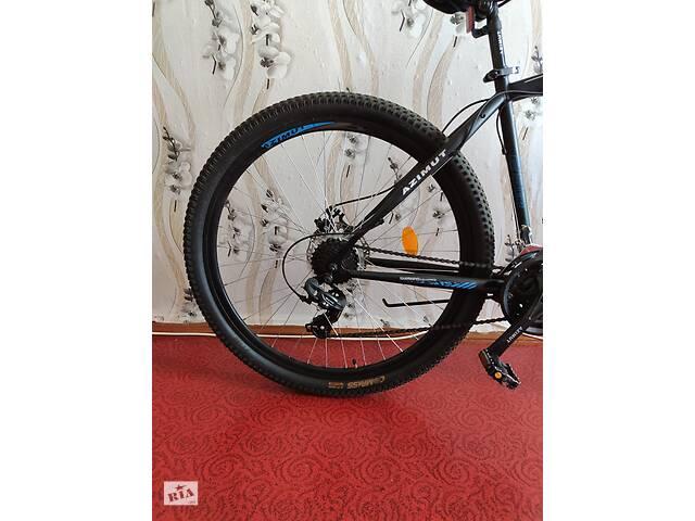 "купить бу Велосипед Azimut Energy 29"" 21"" Black / Blue (GF/RD/Energy) в Харкові"