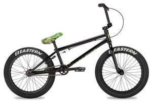 Велосипед BMX Eastern Javelin 20.5 Black