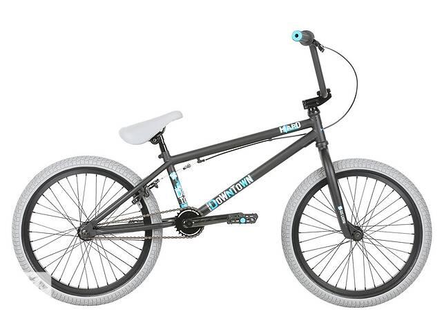 Велосипед BMX Haro 2019 Downtown 19.5/20.5 TT Matte Black- объявление о продаже  в Одессе