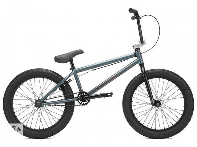 продам Велосипед KINK BMX Curb 2021 бирюзовый бу в Львове