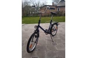 велосипед розкладний