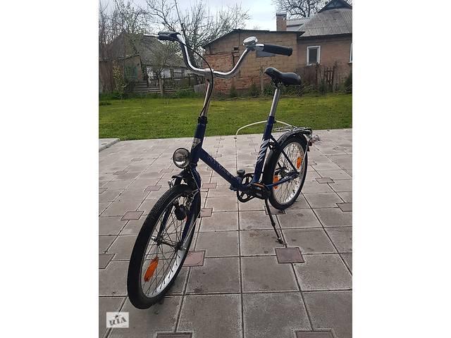 купить бу велосипед розкладний  в Смеле
