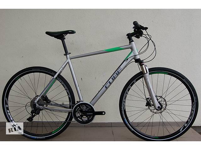 купить бу Велосипед Сube Pro Shimano Deore XT в Львове