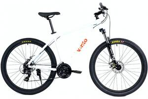 "Велосипед Vento Monte 27.5 2020 19"" Light Grey Gloss"