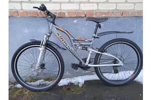 Велосипед З Германії KROSS Алюмінієвий