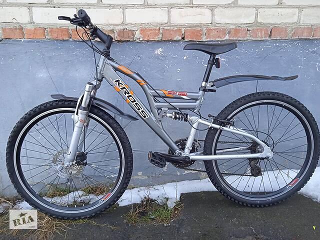 Велосипед С Германии KROSS Алюминиевый- объявление о продаже  в Турийске