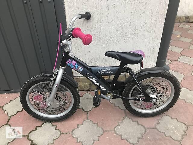 продам Велосипед з Нім 16 бу в Рава-Руській