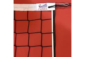 Волейбольная сетка Netex SI0007 (черная)