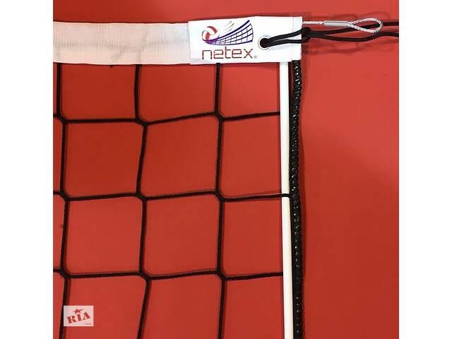 продам Волейбольная сетка Netex SI0007 (черная) бу в Полтаві