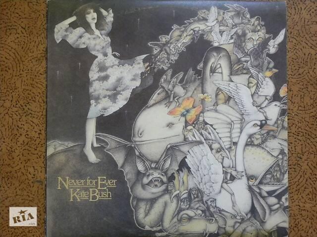 Винил Kate Bush «Never For Ever»