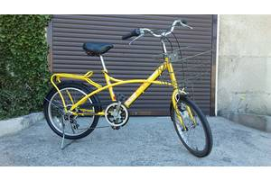 """Японский культовый мини велосипед Loisir lower Zeal 20"""""""