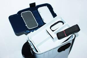 Ящик для зимової риболовлі Aquatech Оригінал (з боковими кишенями)
