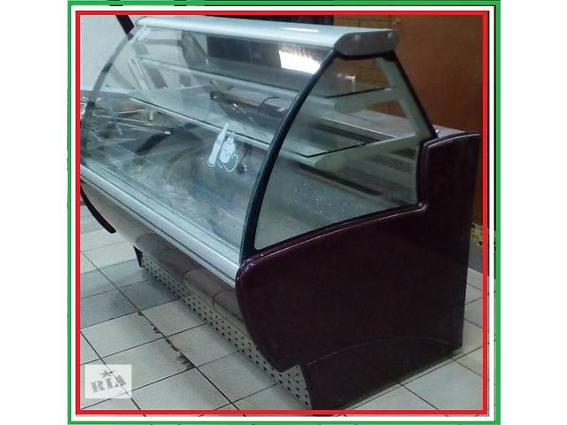 Холодильная витрина кондитерская б/у Тecfrigo Splendida 165 Италия- объявление о продаже  в Киеве