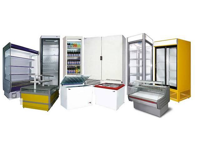 Холодильні вітрини РОСС- объявление о продаже  в Кропивницькому (Кіровоград)