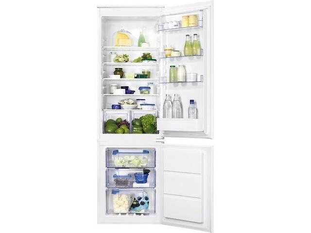 Холодильник Zanussi ZBB928651S- объявление о продаже  в Києві
