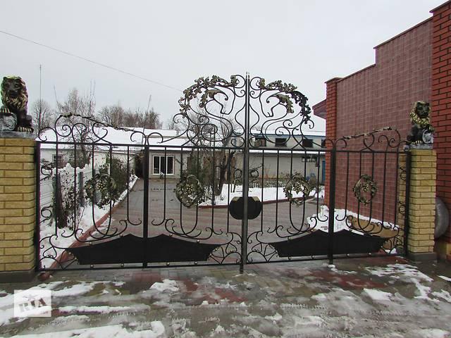купить бу Художественая ковка. ворота.перила. решотки  в Украине