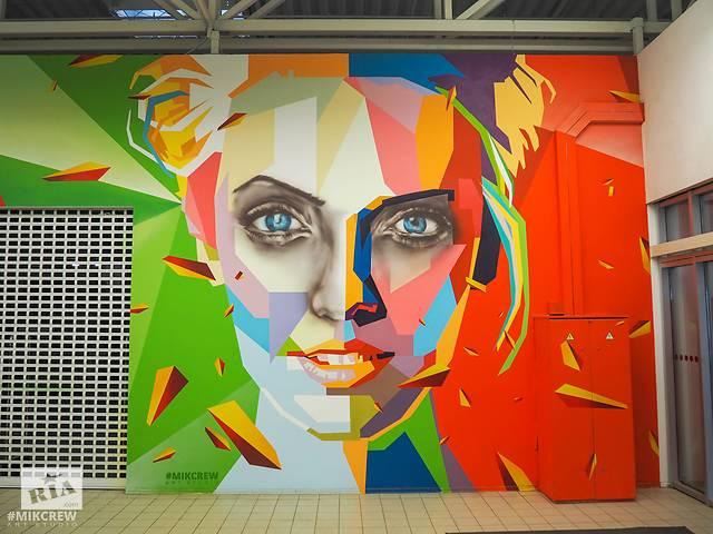 продам Художественная роспись стен, граффити на заказ в Крыму бу в Крыму области