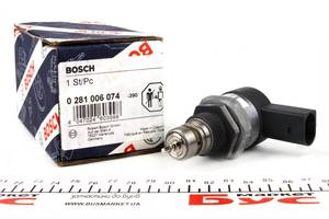 Клапан редукционный рейки топливной VW Crafter 2.0TDI - Новое