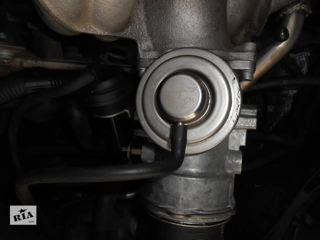 Клапан циркуляции ОГ (Фольксваген Туарег) Volkswagen Touareg 2006-2009г- объявление о продаже  в Ровно