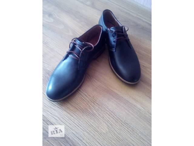 купить бу Классические кожаные туфли Faer в Харькове
