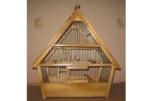 """Клітка для птахів """"Казковий будиночок"""""""
