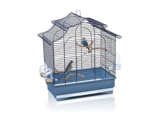 продам Клетки для попугаев Imac Пагода экспорт (Pagoda Export) пластик  бу в Харькове