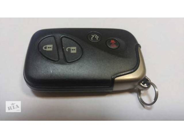 продам ключ Lexus 4 кнопки бу в Киеве