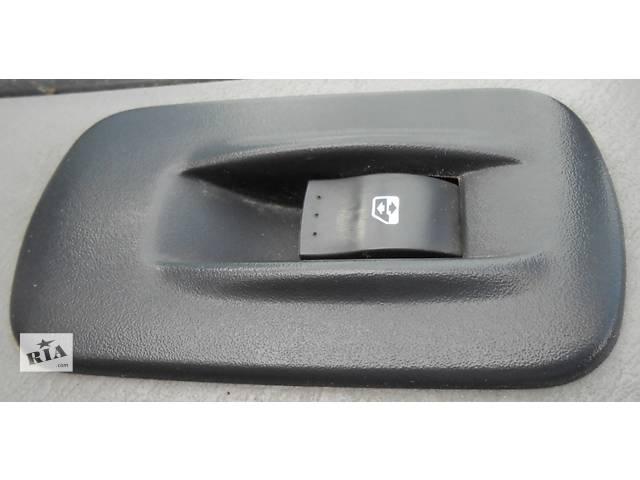 бу Кнопки управления зеркалами, стеклоподъемника левые водительские Renault Trafic Рено Трафик Opel Vivaro Опель Виваро в Ровно