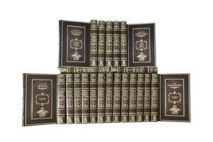 Книги подарочные BST 860514 165х270х40мм Библиотека «Великие полководцы» (Gabinetto) (в 25-ти томах)