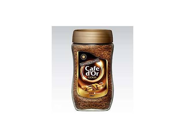 Кофе растворимый Cafe Dor Gold 200 грамм