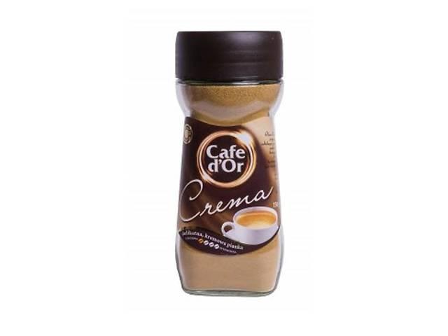купить бу Кофе растворимый d'Оr Crema – 200 гр. в Николаеве