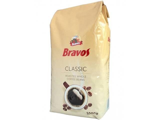 бу Кофе в зернах Bravos classik 1 кг в Запорожье