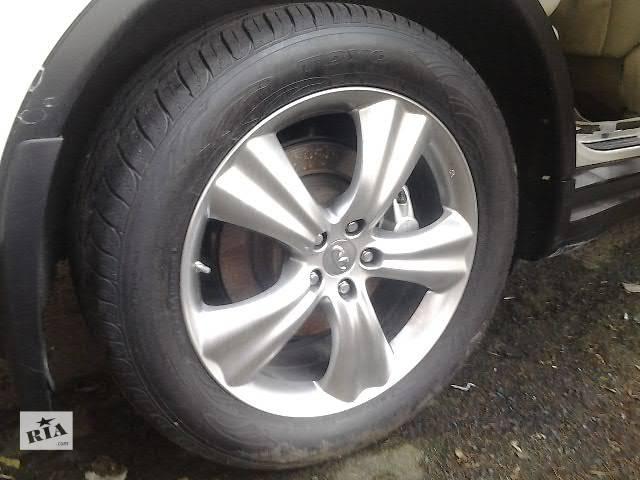 купить бу Колеса и шины Диск 20 Легковой Infiniti FX в Чернигове