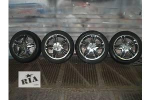 диски с шинами Chevrolet Captiva