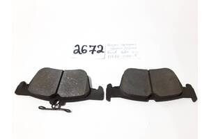 колодки тормозные передние/задние  Ford Edge `13-20 , DG9Z-2200-F