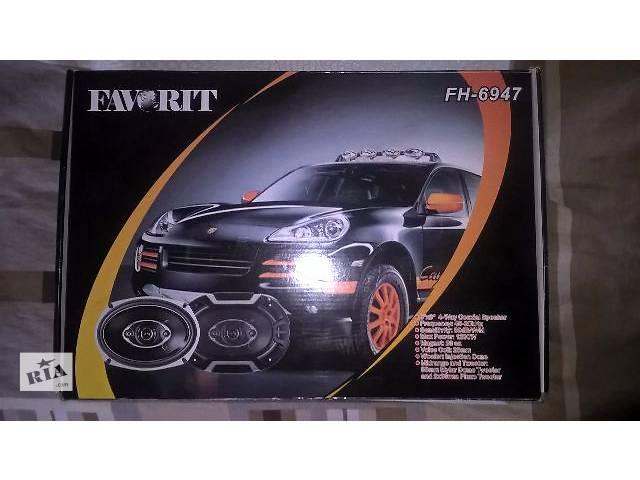 Колонки Favorit FH-6947- объявление о продаже  в Киеве