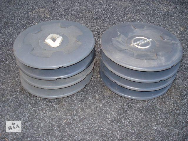 бу Колпак Trafic Vivaro Колпаки Виваро Ковпак Трафік Віваро Ковпаки Б/у колпак на диск для легкового авто Opel Vivaro в Бориславе