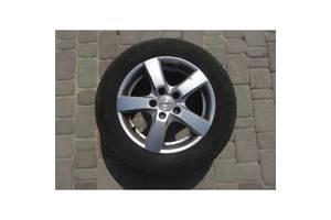 Комплект гуми (4 шт) R15 з литими дисками (титанами) Форд Коннект