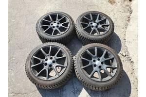 Комплект колес Dodge Dart с шинами Sumitomo 225/45 R17 зима