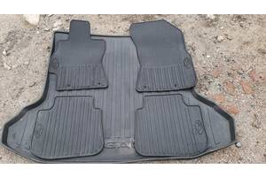 Комплект ковриков салона резина Subaru Legacy 15-19