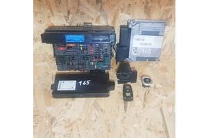 Комплект Модуль комфорта Блок предохранителей управления Контролер двигателя BMW E90 E91 2005-2012 9176886 9119446