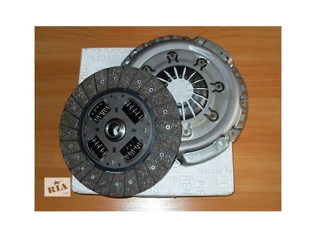 бу Комплект сцепления  ( диск + корзина )  ORIGINAL  на  1.9dci - RENAULT TRAFIC / OPEL VIVARO в Луцке