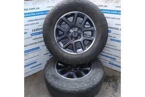 Комплект титановых дисков Jeep Wrangler R18 7.5 J 5x127 ET44.45