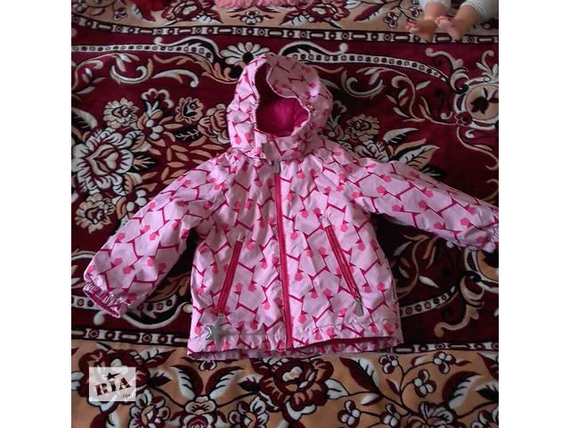 продам Комплект зимний Reima для девочки бу в Киеве