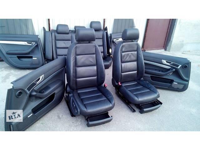 продам Компоненты кузова Салон Легковой Audi A6 бу в Костополе